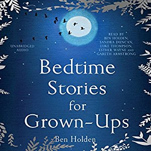 Esther Wane British female voice actor narrates on Bedtime Stories for Grown-Ups audiobook