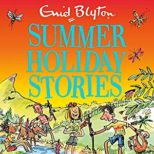 Esther Wane British female voice actor narrates Summer Holiday Stories audiobook