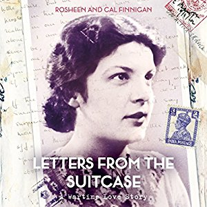 Esther Wane British female voice actor narrates on Letters from the Suitcase audiobook