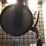 Esther Wane uses the SE Double Pop Filter Pho providing professional female voice over